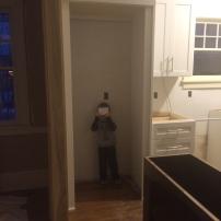 Chillin' in the refrigerator box