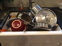 Cook beware - lots of dishes for gratin!