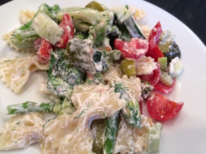 Macaroni Pasta Salad - 3.5 of 5