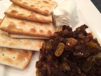 The chutney works as an appetizer!
