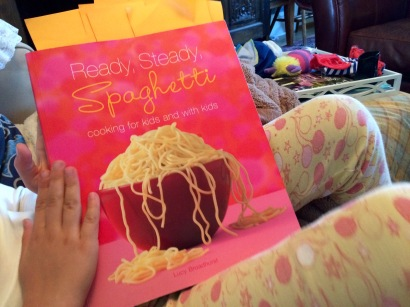 Ready, Steady, Spaghetti